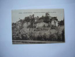 Nièvre (58)   Decize :     Ruines Des Châteaux  Des Ducs De Nevers - Decize