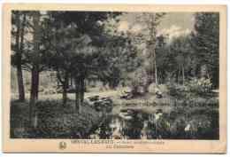 Genval-les-Eaux - Parc Ornitholigique - La Cascatelle - Rixensart