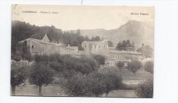 CPA 07 - CHOMERAC - Champ La Lioure - TB PLAN D'une Grande Batisse - Frankreich