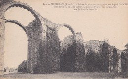 MAINTENON.............................ruinesdu Gigantesque Acqueduc - Maintenon