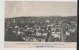 GrII012/ GRIECHENLAND - Armeé D´´Orient A Salonique Avec Cachet Telg. Milit. 20. 11. 18 - Grecia