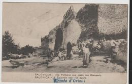 GrII013/  GRIECHENLAND - Armeé 'd'Orient A Salonique Avec Cachet Telg. Milit. 29. 10. 18 - Grecia