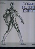 CORPO AUTOMI ROBOT TRA ARTE SCIENZA E TECNOLOGIA MAZZOTTA TESTO ITALIANO / INGLESE 422 PAGINE GRANDE FORMATO - Arte, Architettura