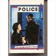 France Boite D'allumettes Vide   -  Affiche De Cinéma - Police Film De Maurice PIALAT - Cajas De Cerillas (fósforos)