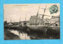 Quimper. - Rivière De L´Odet. - ( Finistère ). - Quimper