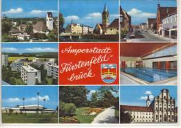 FÜRSTENFELDBRUCK - Mehrbildkarte - Fuerstenfeldbruck