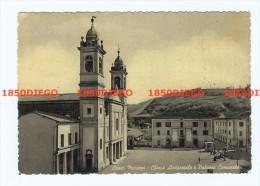 SASSO MARCONI   -  CHIESA ARCIPRETALE E PALAZZO COMUNALE  F/GRANDE   VIAGGIATA - Bologna