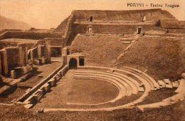 CPA POMPEI - TEATRO TRAGICO - Pompei