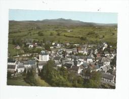 Cp , 63 , TAUVES , Vue Aérienne , Dans Le Fond La Chaine Du Sancy , Vierge , Phot : Sully , 646 - Other Municipalities