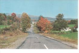 CP ROAD SCENNE IN VERMONT - Etats-Unis