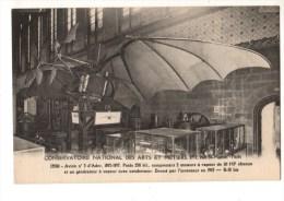 C P A---75--PARIS--03---CONSE RVATOIRE NATIONAL DES ARTS ET METIERS-avion N°3 D'ader---voir 2 Scans - Arrondissement: 03