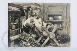 Postcard Mecki - Alles Für Die Gesundheit - Mecki
