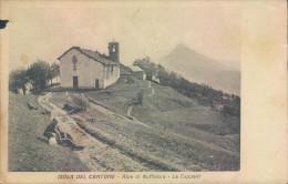 F272 - Isola Del Cantone - Genova - Alpe Di Buffalora-la Cappella - Genova