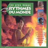 CD - Les Plus Beaux Rythmes Du Monde - Musiques Du Monde
