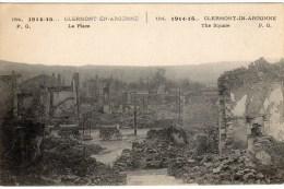 CLERMONT EN ARGONNE  La Place - Clermont En Argonne