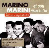 CD - MARINO MARINI Et Son Orchestre - Compilations