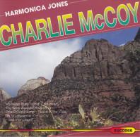 CD - CHARLIE MC COY - Harmonica Jones - Rock
