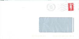 Frankreich Marianne TGST 1997 - Poststempel (Briefe)