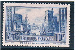 FRANCE  N° 261d** Type  II - France