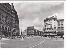 Luxemburgo--Place De La Gare--Avenue De La Liberte-Cachet,Luxemburgo A Francia - Luxemburgo - Ciudad