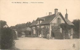 CPA - 18 - BRINAY - Maison Des Jardiniers - ANIMATION  - Proche VIERZON, MEHUN - BERRY CHER - Frankreich