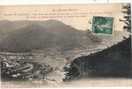 Vallée De Taintrux - Vue Prise Des Roches Se Trouvant à Proximité Du Col Du Haut-Jacques  écrite TTB - Autres Communes