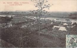 Vietnam - Tonkin - Moncay, La Résidence, La Poste Et Le Cercle - Vietnam