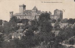 8113- CASTELNAU BRETENOUX- CASTLE, RUINS, PANORAMA - Bretenoux