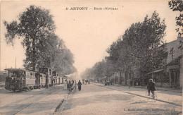 ¤¤  -  11  -  ANTONY   -   Route D'Orléans  -  Train , Chemin De Fer   -  ¤¤ - Antony
