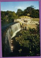 SAINT JUNIEN - Le Barrage du Gu� Giraud carte non circul�