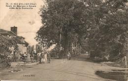 CPA - 18 - CUFFY - LE GUETIN - Le Bec D'allier, LA GRENOUILLE - ANIMATION -  Proche De LA GUERCHE - BERRY CHER - Otros Municipios