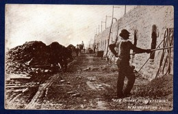 Pensylvania. Uniontown. Lemont Furnace. View Of Coke Owens. Mineurs Au Travail. 1908 - Etats-Unis