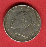 50 CENT  (KM 7  )    TB+ 20 - Liberia