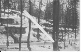 Camp De Pionniers Allemands Aménagé Belle Organisation 1 Carte Photo 1914-1918 14-18 Ww1 Wk1WWI - War, Military