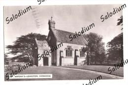 ST. ANTONY'S LEWESTON SHERBORNE - England