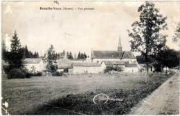 Benoite Vaux - Vue Générale (postée De Souilly, Tampon Taxe Vers Saint-André, Banlieue Marseille ( état ) - France