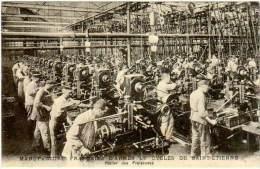 Manufacture Française D'Armes Et Cycles De Saint-Etienne - Atelier Des Fraiseuses  ( état ) - Saint Etienne