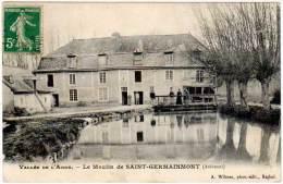 Le Moulin De Saint-Germainmont ( Ardennes ) (Wilmet édit.)  ( état ) - France