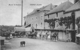 ¤¤  -  ARDENAY   -  Moulin De Sauteau   -  Attelages  -  Chevaux   -  ¤¤ - France