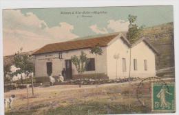 CPA   AIN ARKO MINES BUREAUX - Algerien
