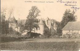 CPA - 18 - LE NOYER - Chateau De Boucard- Proche VAILLY, HENRICHEMONT - BERRY CHER - Autres Communes