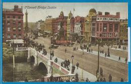 Dublin - O´Connell Bridge - Royaume-Uni
