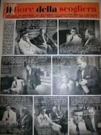Fotoromanzo IL FIORE DELL SCOGLIERA E LA MONTAGNA DEL SILENZIO - 1959 - Libri, Riviste, Fumetti