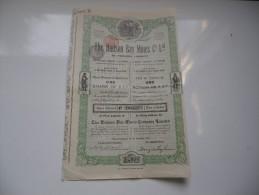 THE HUDSON BAY MINES (1911) CANADA - Non Classés