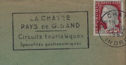 1963 France La Chatre G. Sand Gastronomy Food Culinarie Gastronomie Alimentation Gastronomia Alimentazione - Food