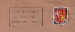 1966 France Nancy Brasserie Gastronomy Food Culinarie Gastronomie Alimentation Gastronomia Alimentazione - Food