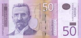 Serbia 50 Dinara 2005 Pick 40 UNC - Serbie