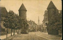 Reval,Lehmstrasse. Tallinn,Viru Uulits. Um 1915 - Estland