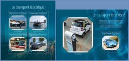 tg14614ab Togo 2014 Electric Transport 2 s/s Car