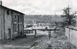VIGNEULLES Oberfillen Oberfiln - Hatonchatel, Rote Kreuz Baracke, Feld-Postanstalt ET.INSP.6 ARMEE - France